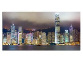 21 Hong Kong Glas Schilderij