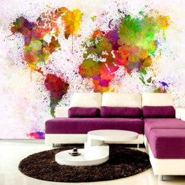 Colors Wereldkaart nr 950