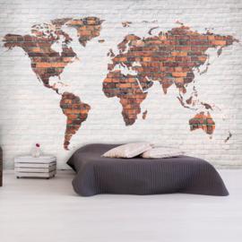 Stenen Wereldkaart nr 899