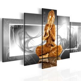 nr18 Gouden Buddha
