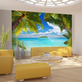 Paradijs Palmboom Zee nr 305