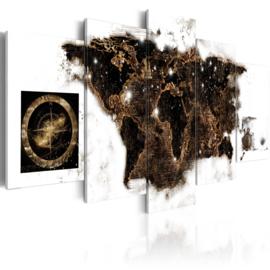190 Wereldkaart