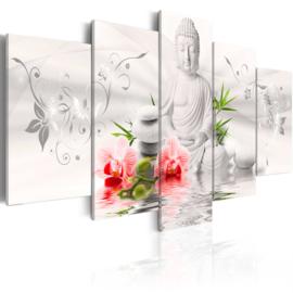 423 Witte Buddha