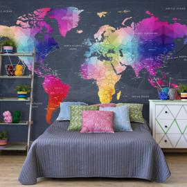 Colors Wereldkaart nr 947