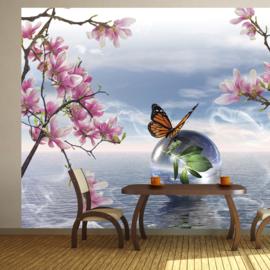 Vlinder Bloemen nr 506