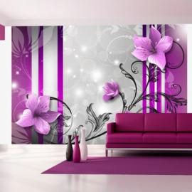 Paars Bloemen nr 644