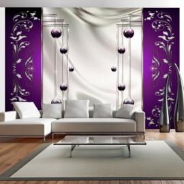Paars Modern Art nr 415