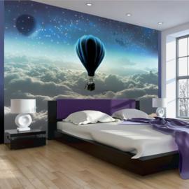 Luchtballon Wolken nr 504