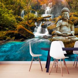 Buddha Waterval nr 565