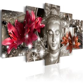 580 Buddha Bloemen