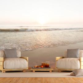 Zee Strand Sunset nr 681