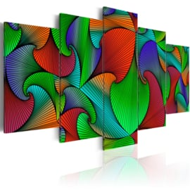 129 Abstract Colors