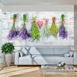 Lavendel Muur nr 414