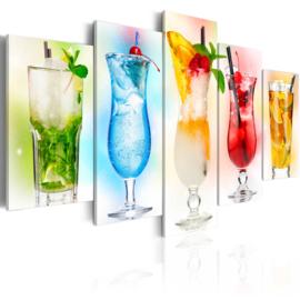 219 Cocktails Colors