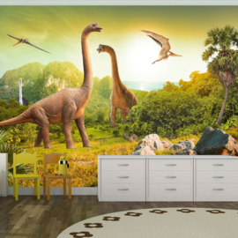 Dinosaurus Natuur nr 801