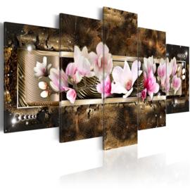 638 Magnolia Bloemen