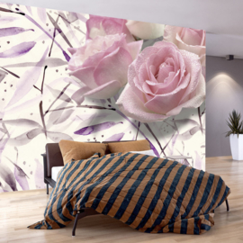 Roze Roos Modern nr 427