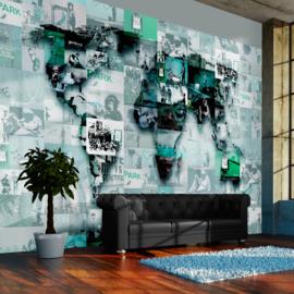 Banksy Wereldkaart nr 895