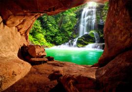 Waterval Natuur Uitzicht nr 161