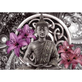 Buddha Paars Grijs nr 120