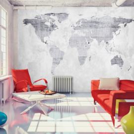 Wereldkaart nr 931
