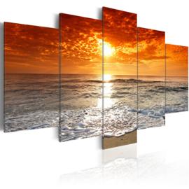 820 Zon Zee Strand Sunset