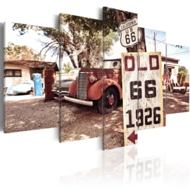 904 Oldtimer Route 66