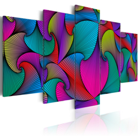 128 Abstract Colors