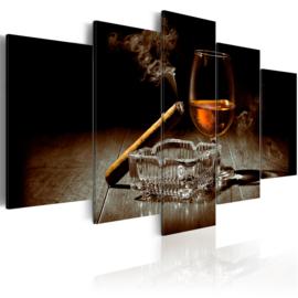 492 Cognac Sigaar Lounge