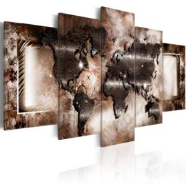 212 Wereldkaart