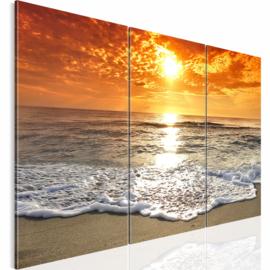 nr 25 Sunset Zee Strand