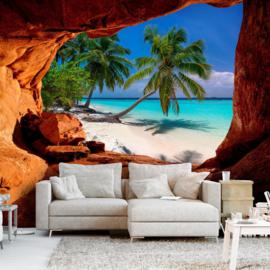 Paradijs Palmboom Strand nr 570