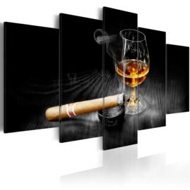 616 Sigaar Cognac Lounge