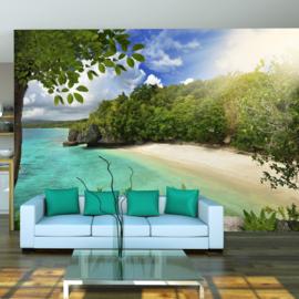 Paradijs Strand Bomen nr 440