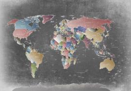 Wereldkaart nr 170