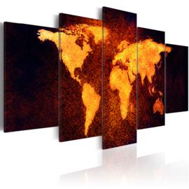 903 Wereldkaart