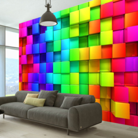 3d Colors Blokken nr 291