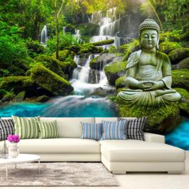 Buddha Waterval nr 564