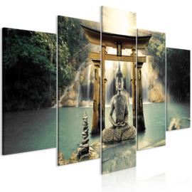 940 Tempel Buddha
