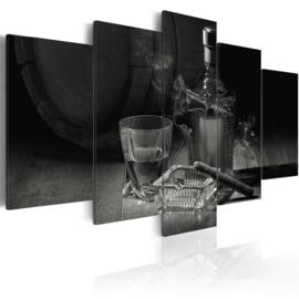 939 Zwart Wit Whiskey Sigaar