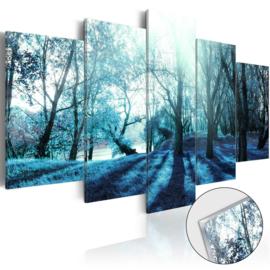 22 Bomen Natuur Acrylglas Schilderij