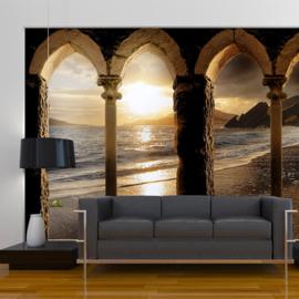 Togen Strand Zee Sunset nr 611