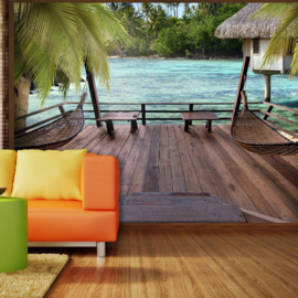 Palmboom Paradijs Terras nr 508