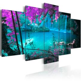 360 Waterval Paradijs Natuur