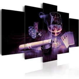 797 Cognac Sigaar Kaarten