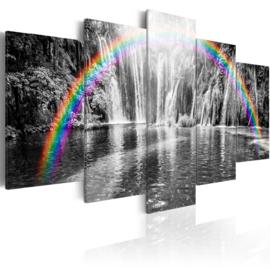 nr50 Waterval Regenboog Paradijs