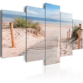254 Noordzee Strandpad