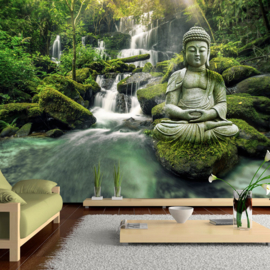Waterval Buddha nr 566