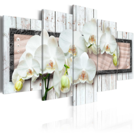 342 Orchidee Modern Hout