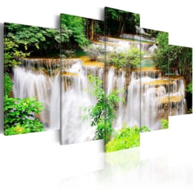 257 Waterval Natuur